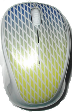 Logitech m317 2.4G Wireless 3-Button Optical Scroll Mouse - Jag