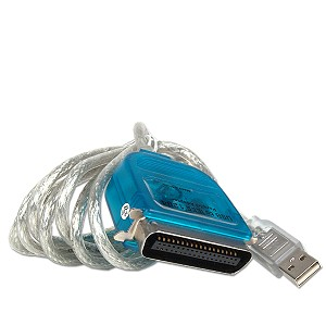 USB to IEEE 1284 Printer Cable